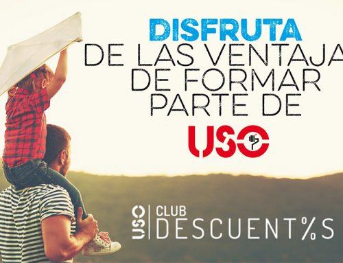 Club descuentos afiliados USO